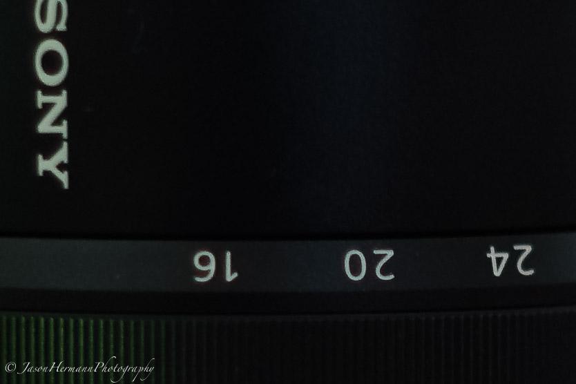 100% Crop - Sony a7II - Steadyshot Test - MC 50mm f/1.4 @ 1/8 second