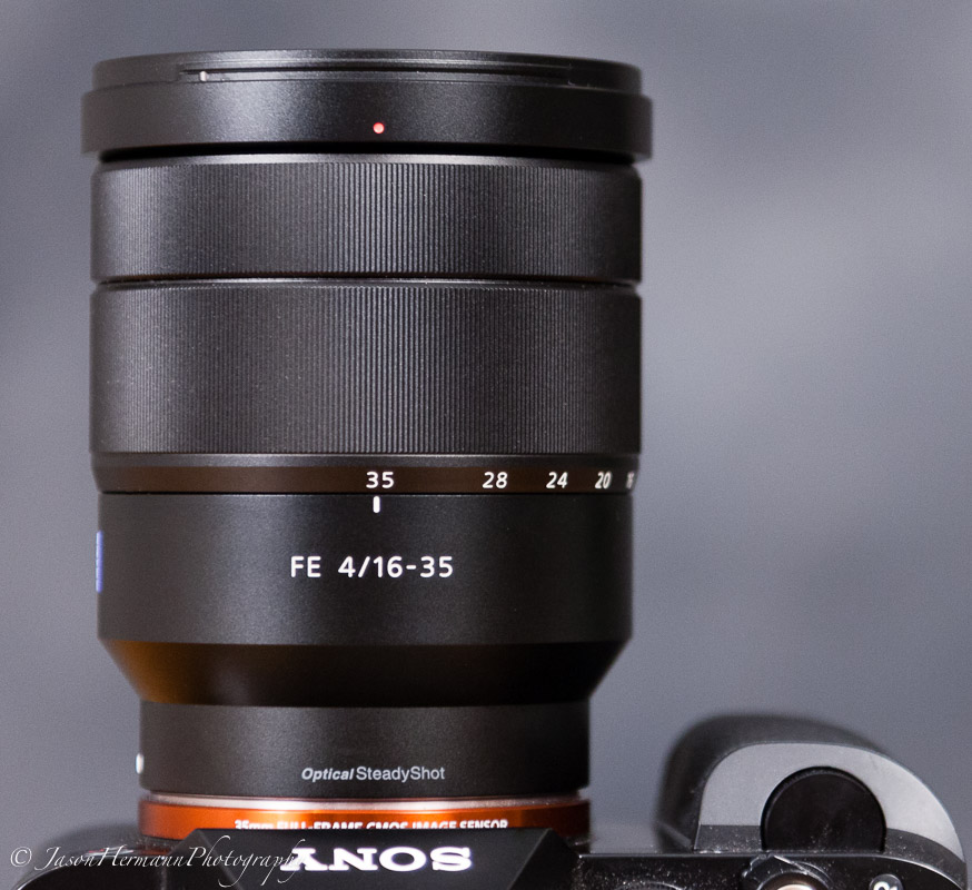 Sony FE 16-35mm f/4 OSS ZA Lens Review