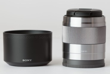 Sony E 50mm f/1.8 OSS Lens Review