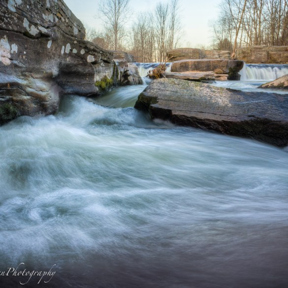 Fallsburg Falls HDR