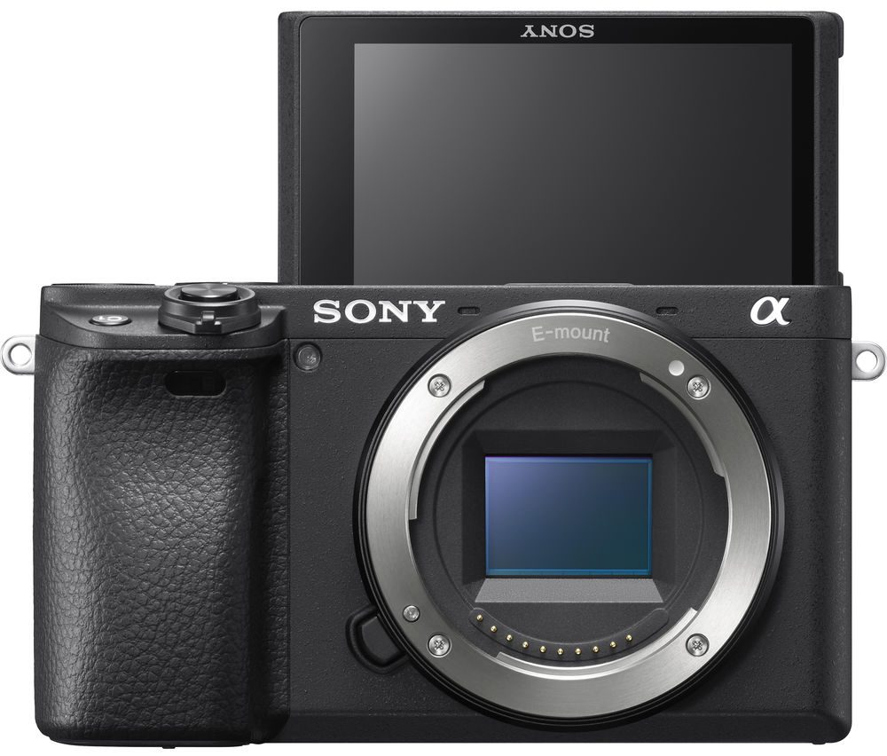 Sony A6400 180 Flip Screen