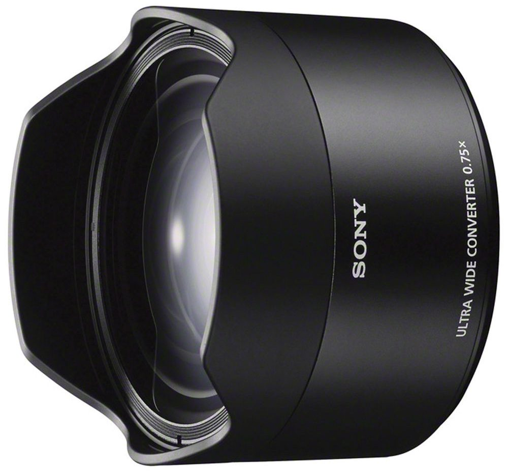 Sony 21mm Ultra-Wide Conversion Lens for FE 28mm f/2 Lens