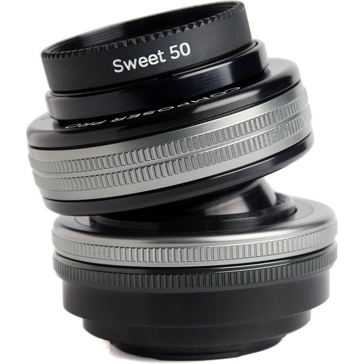 Lensbaby Composer Pro II with Sweet 50 Optic