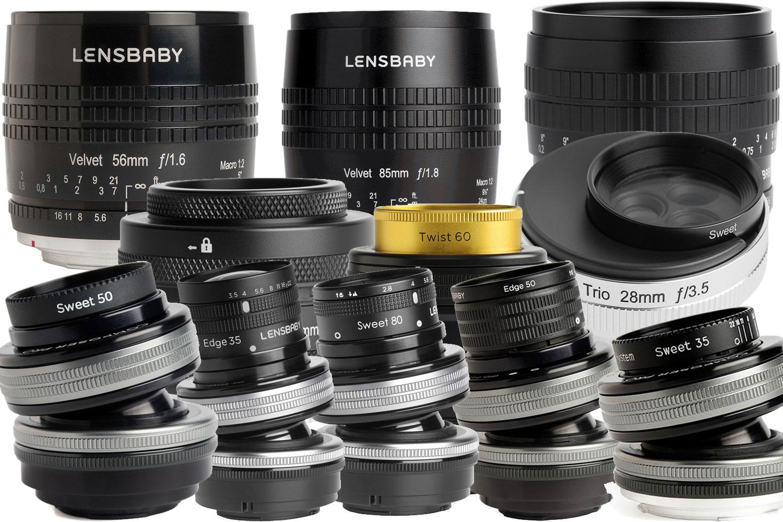 Lensbaby E-Mount Lens Guide
