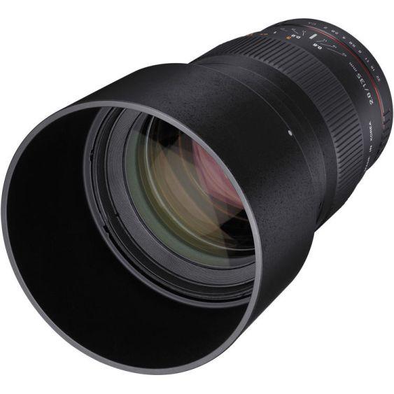 Rokinon 135mm f/2.0 ED UMC Lens
