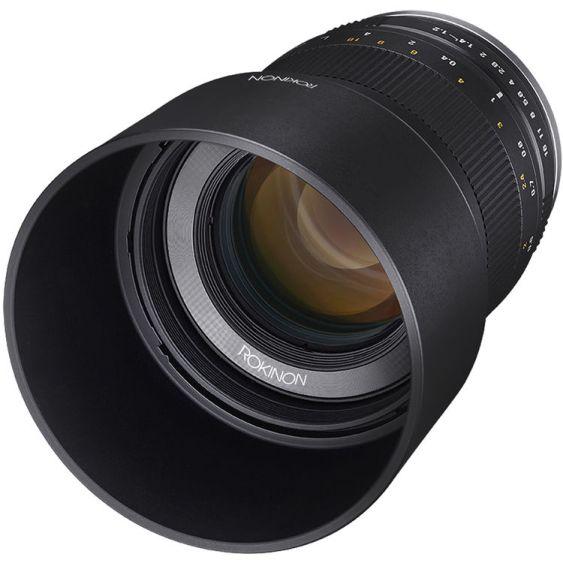 Rokinon 50mm f/1.2 Lens