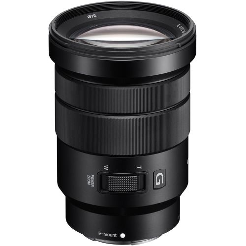 Sony E Powerzoom 18-105mm f/4 G OSS Lens
