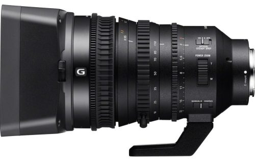 Sony E PowerZoom 18-110mm f/4 G OSS Lens