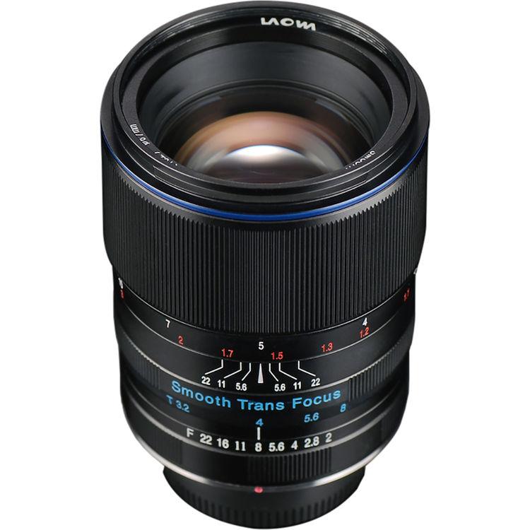 Venus Optics Laowa 105mm f/2 Smooth Trans Focus Lens