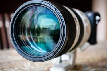 Sony A6400 w/ FE 70-200mm f/2.8 GM OSS Lens