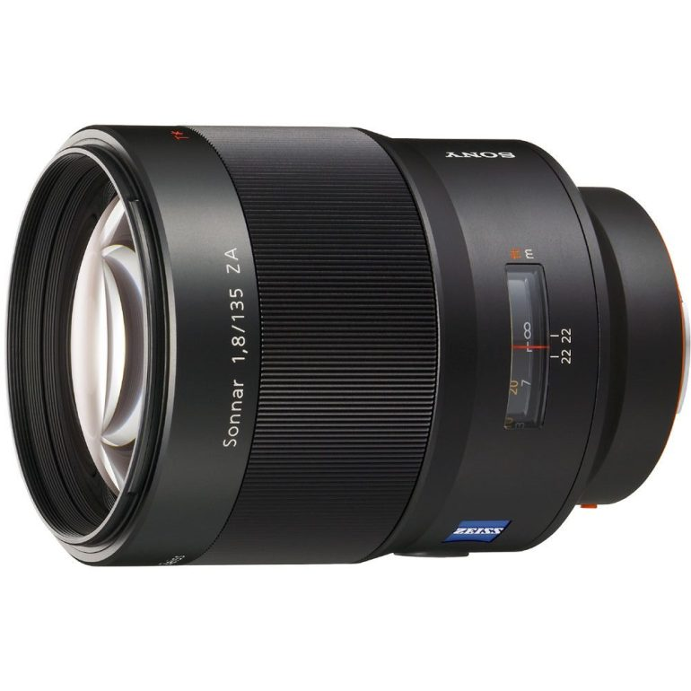 Sony 135mm f/1.8 Zeiss Lens Review