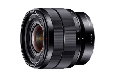 Sony E-Mount 10-18mm f/4 OSS Lens review