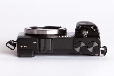 Sony Nex-7 Mirrorless Camera Review