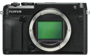 FUJIFILM GFX 50R Medium Format Mirrorless Camera