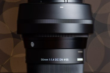 Sigma 56mm f/1.4 DC DN Lens Review