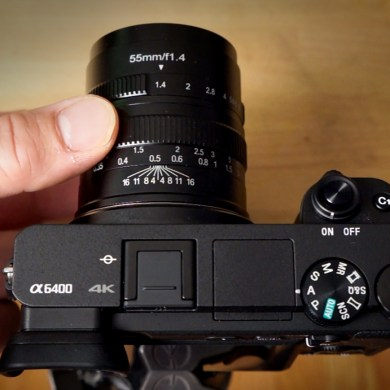 Sony A6400 | Using Manual Focus | Beginners Guide