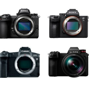 Full Frame Mirrorless Camera Shootout