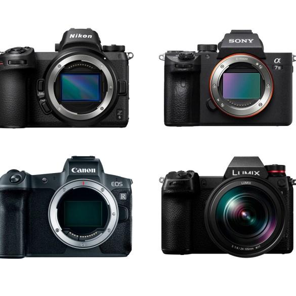 Full Frame Mirrorless Camera Shootout