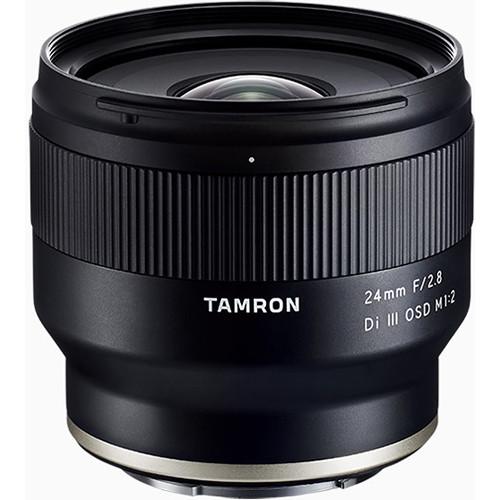Tamron 24mm f/2.8 Di III OSD M 1:2 Lens