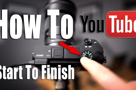 How To Create Youtube Videos - Start To Finish