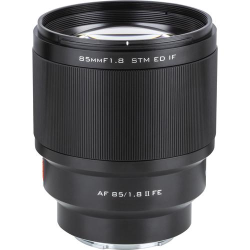 Viltrox 85mm f/1.8 STM II Lens