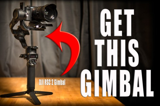 DJI RSC 2 Gimbal Review, Tutorial, Set-Up, & How-To Use