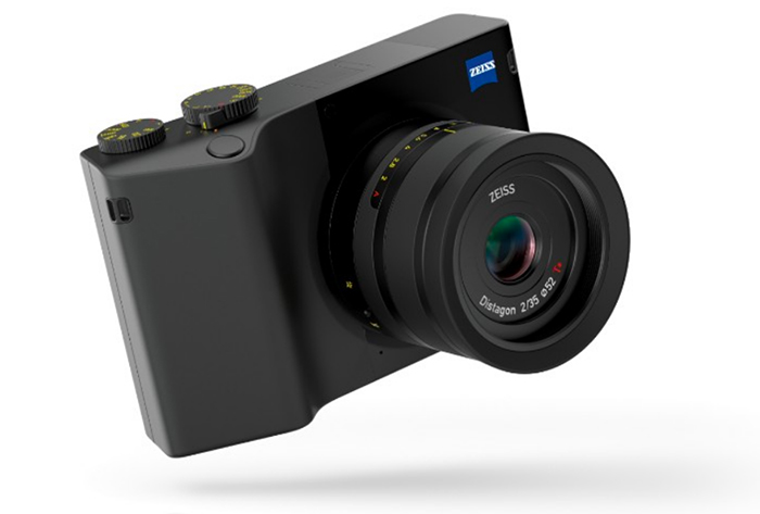 Zeiss announces the ZX1 full frame fixed lens camera - sonyalpharumors