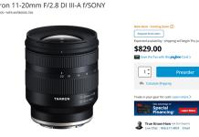 WILD RUMOR: Tamron 18-300mm APS-C E lens to be coming soon? – sonyalpharumors