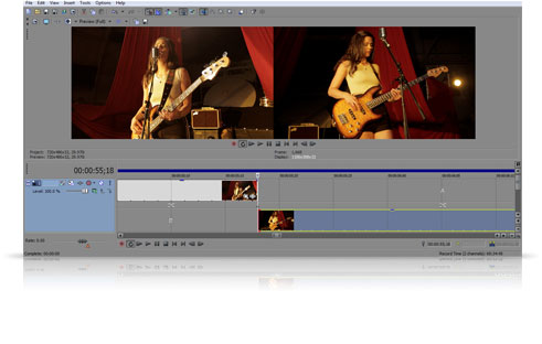 the most innovative video editing software