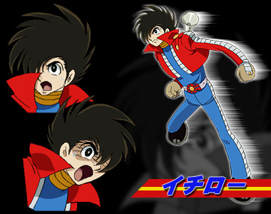 Gif Images Animated Wallpapers キカイダー01