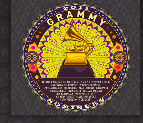 2011 GRAMMY NOMINEES Various2011