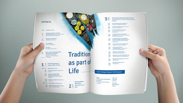 Jasa Pembuatan Annual Report Pemerintah – Lembaga Negara