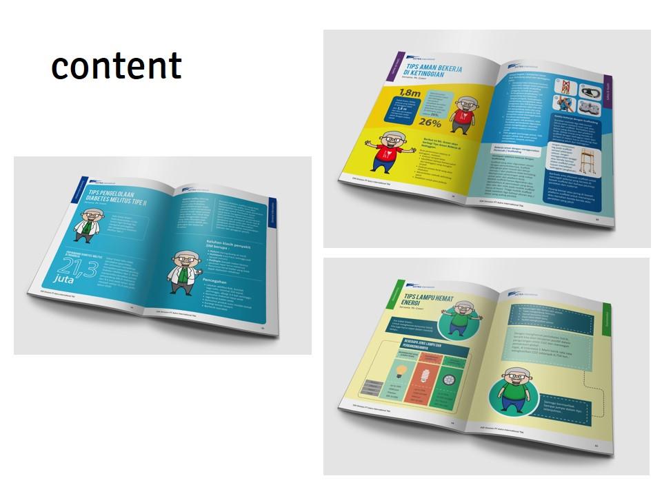 Desain Infografis Profesional untuk Perusahaan