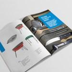 Pembuatan Desain Majalah Internal