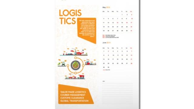 Desain Kalender Dua Bulanan: Buat Lebih Menarik