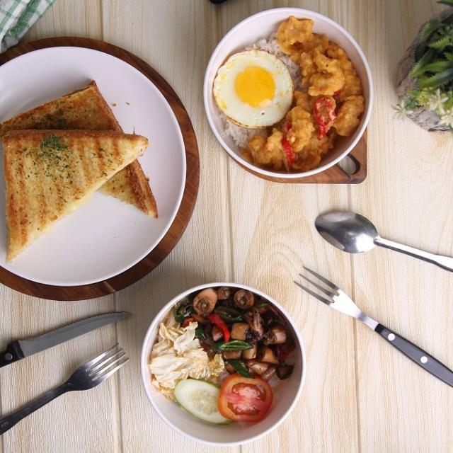Jasa Foto Produk Makanan Kafe Dontea (Meals)