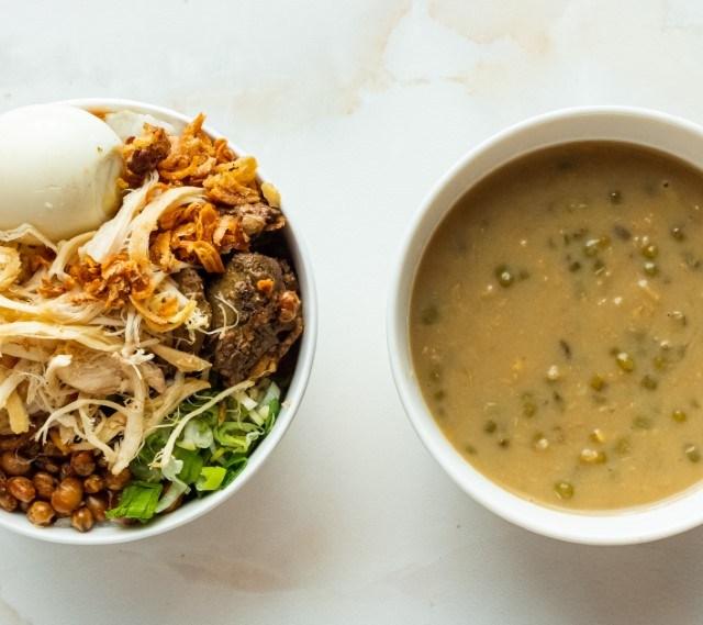 Jasa Foto Makanan Makassar - Bubur Ayam Priangan (5) (Custom)