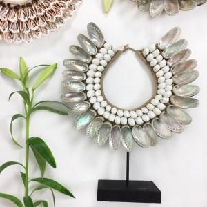 Pearl Shell Necklace Sooka Interior