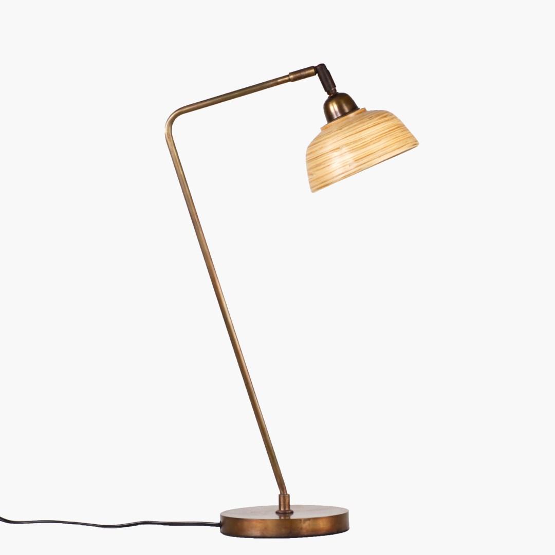 Kirana Arc lamp 14 Sooka Bambusa