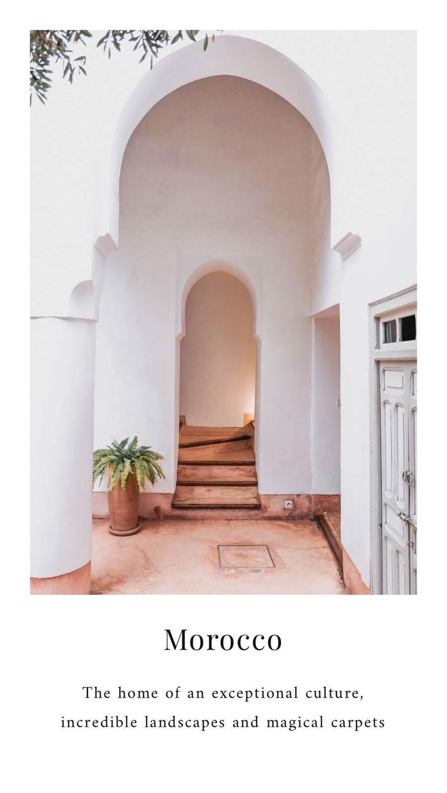 Morocco Journey Sooka Interior