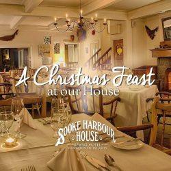 Christmas Dinner Sooke BC