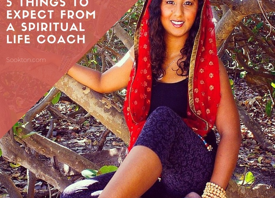 5 Things to Expect from a Spiritual Life Coach