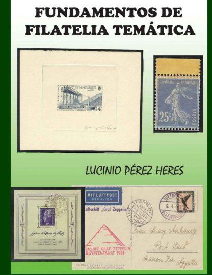 Libro Fundamentos de la filatelia temática