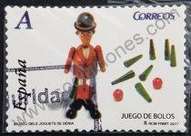 Sellos España 2007 Juego de Bolos 1935