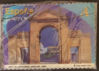 El Arco de Capuchinos - Sello España 2013
