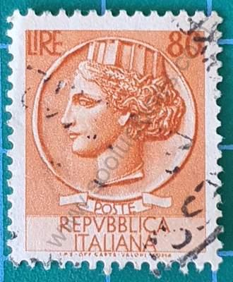 Moneda Siracusa 80 Liras - Italia 1953