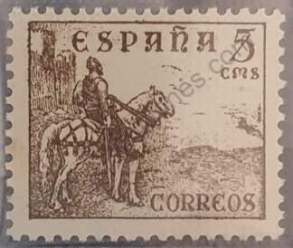 Sello de España 1949 5c – El Cid