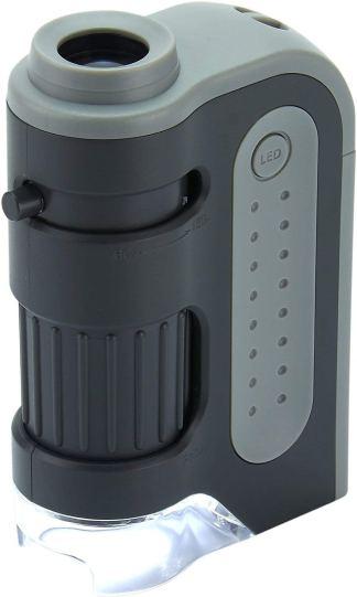 Microscopio de bolsillo con iluminación Led – Carson