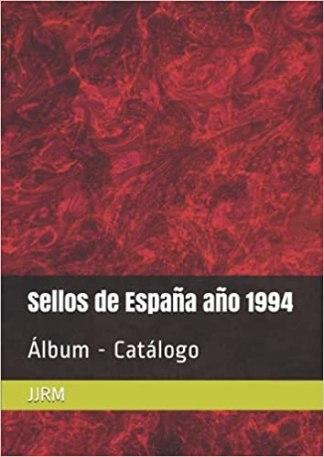 Álbum Catálogo de Sellos España 1994