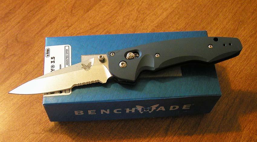 benchmade osborne design knives